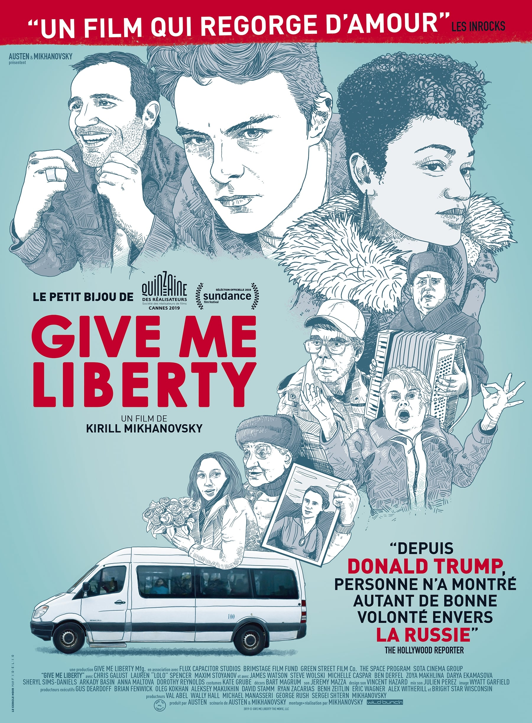 Give Me Liberty streaming sur zone telechargement