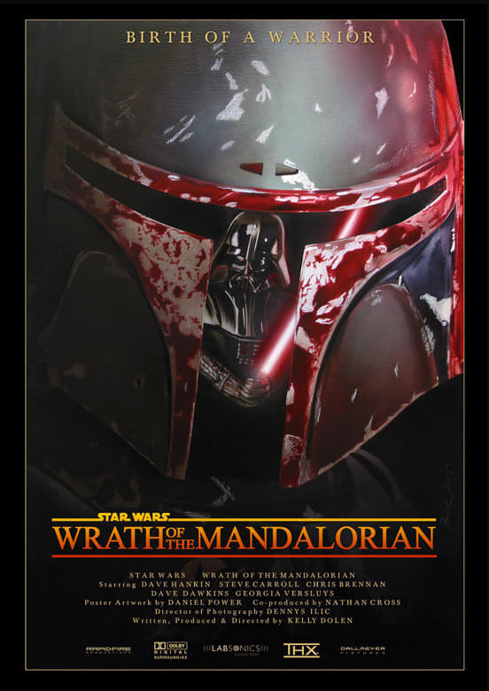 Star Wars: Wrath of the Mandalorian (2008)