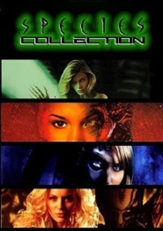 Species Collection (1995-2007) - Posters — The Movie ...