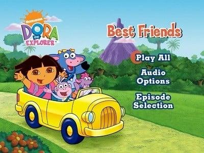 Dora the Explorer Season 0 :Episode 11  Best Friends