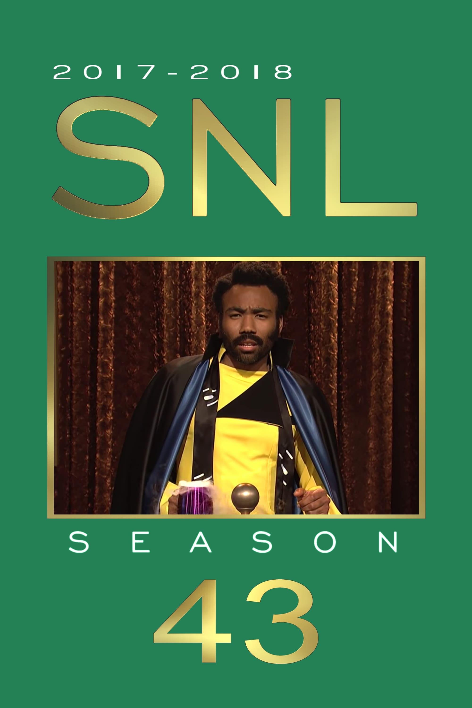 Saturday Night Live Season 43