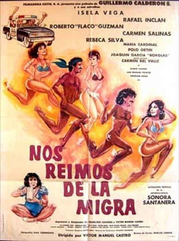 Ver Nos reimos de la migra (Destrampados y mojados) Online HD Español ()