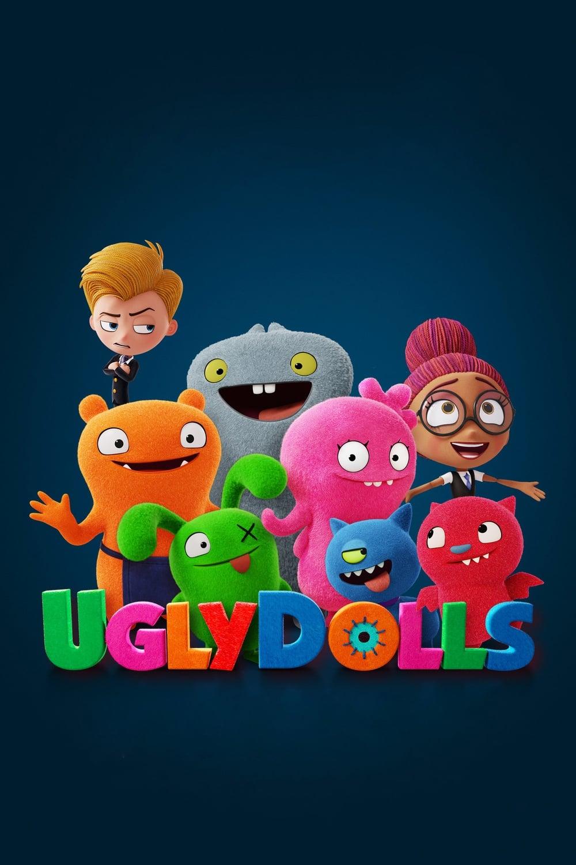 UglyDolls: Extraordinariamente Feos (2019) LATINO