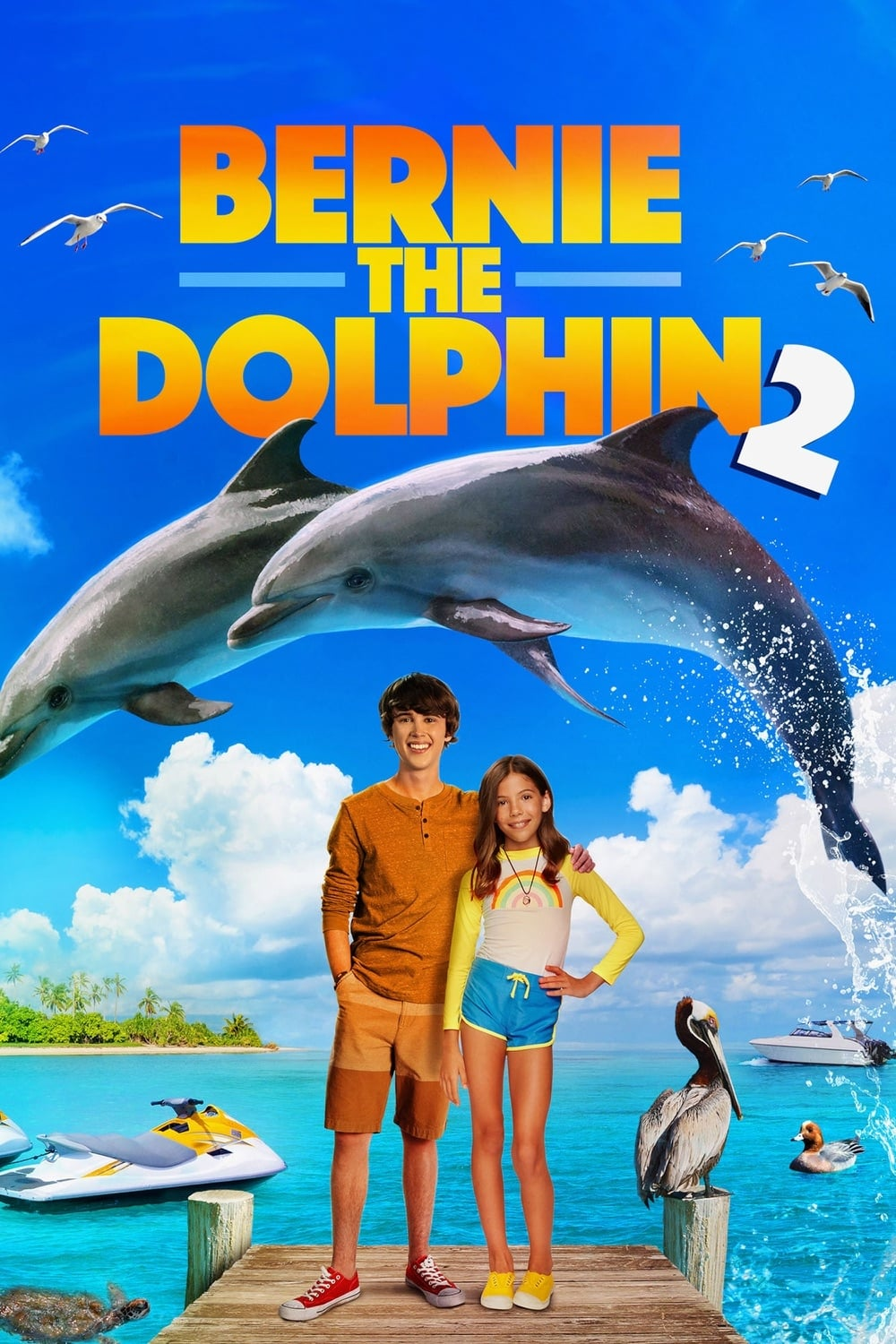 Bernie Le Dauphin 2 - Bernie The Dolphin 2 - 2020Film streaming gratuit (free)