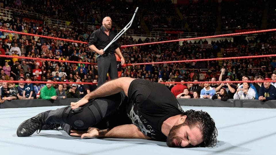 WWE Raw Season 25 :Episode 11  March 13, 2017 (Detroit, Michigan)