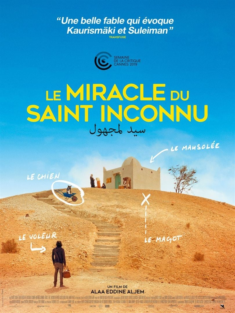Le miracle du Saint Inconnu streaming sur libertyvf