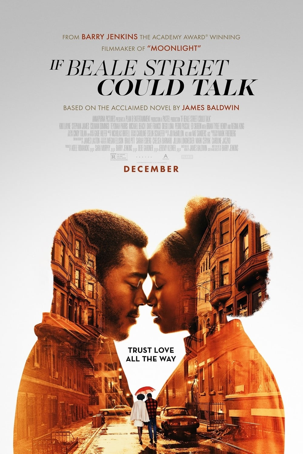 Poster and image movie If Beale Street Could Talk