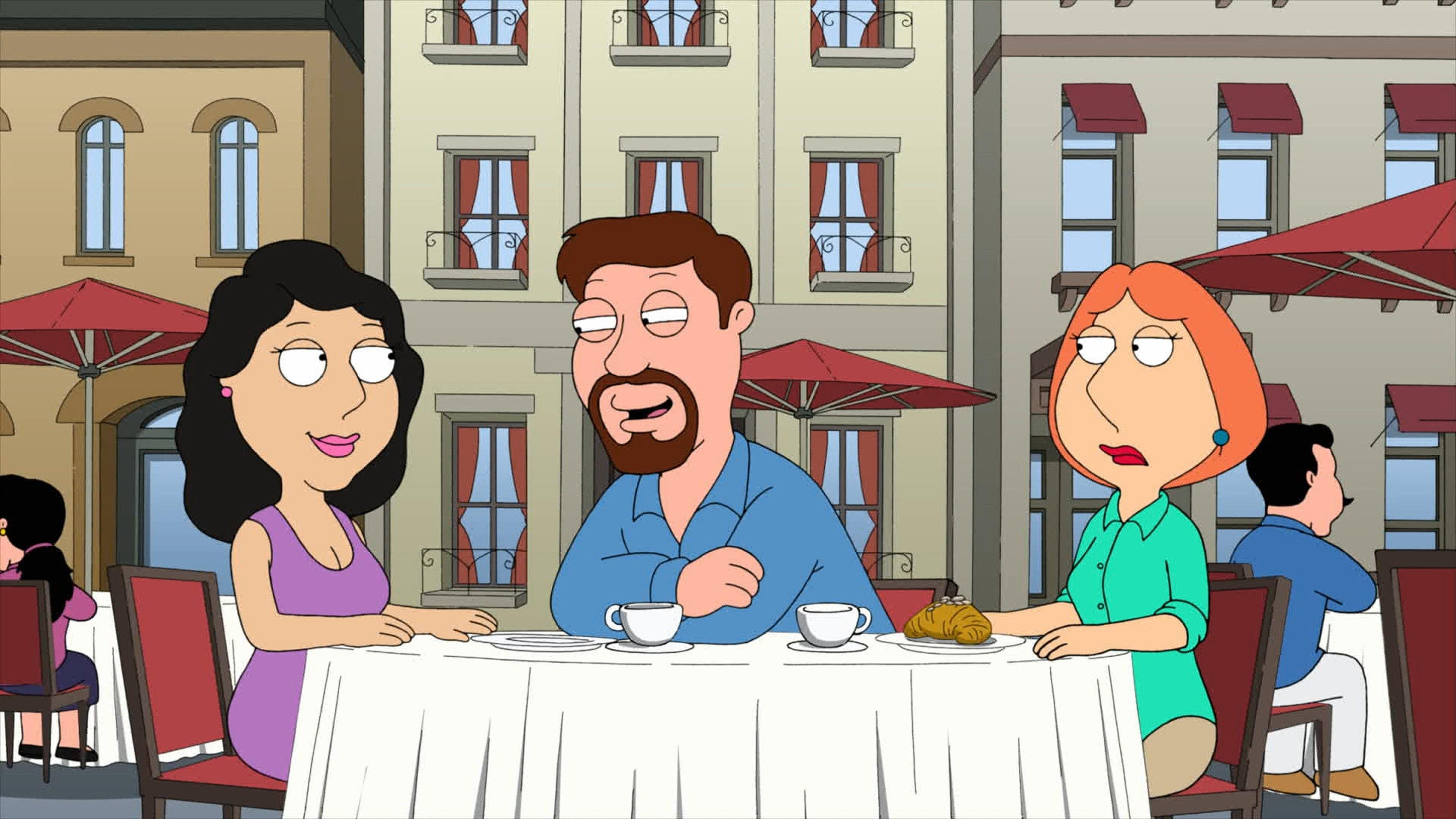 Family Guy - Season 9 Episode 17 : Foreign Affairs