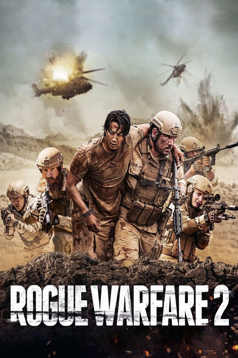 Rogue Warfare 2: En territoire Ennemi - Rogue Warfare The Hunt - 2020