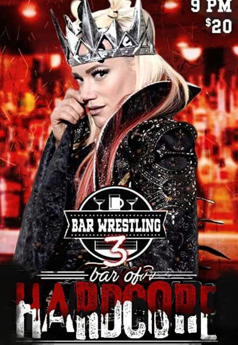 Bar Wrestling 3: Bar Of Hardcore