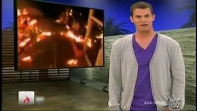 Tosh.0 Season 2 :Episode 10  Lightning Bolt LARPer