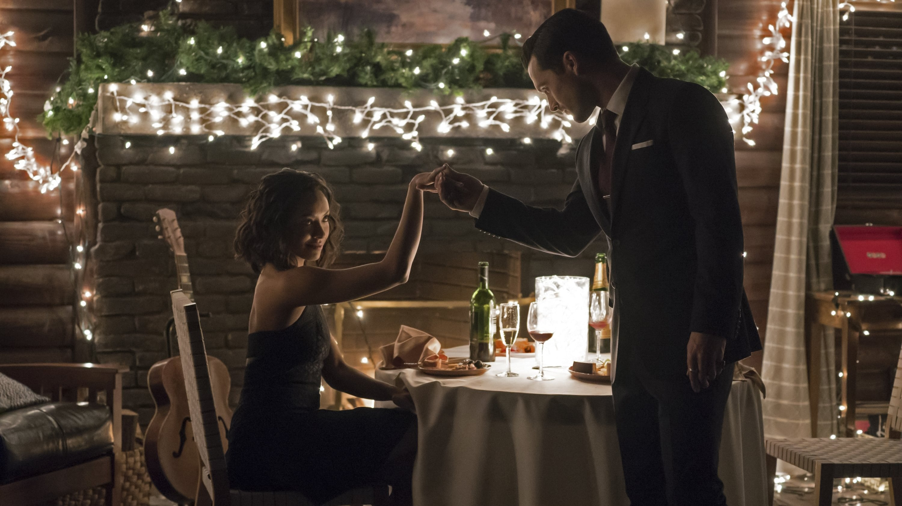 The Vampire Diaries Season 7 :Episode 19  Somebody That I Used to Know