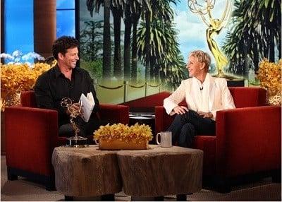 The Ellen DeGeneres Show Season 9 :Episode 6  Ellen's Live Emmy Show