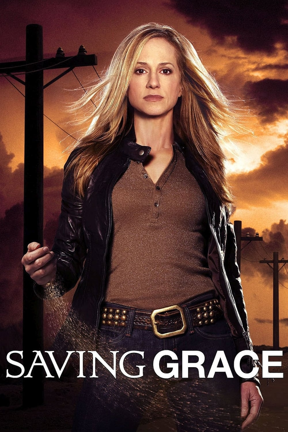 Saving Grace TV Shows About Second Chance