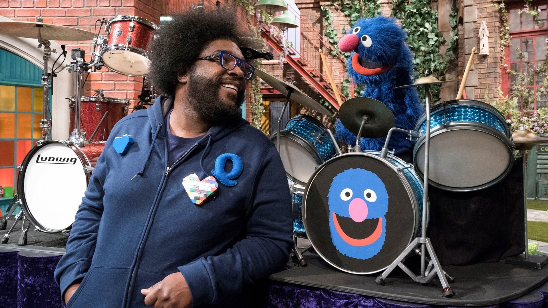 Sesame Street Season 49 :Episode 13  The Big Pretend Band