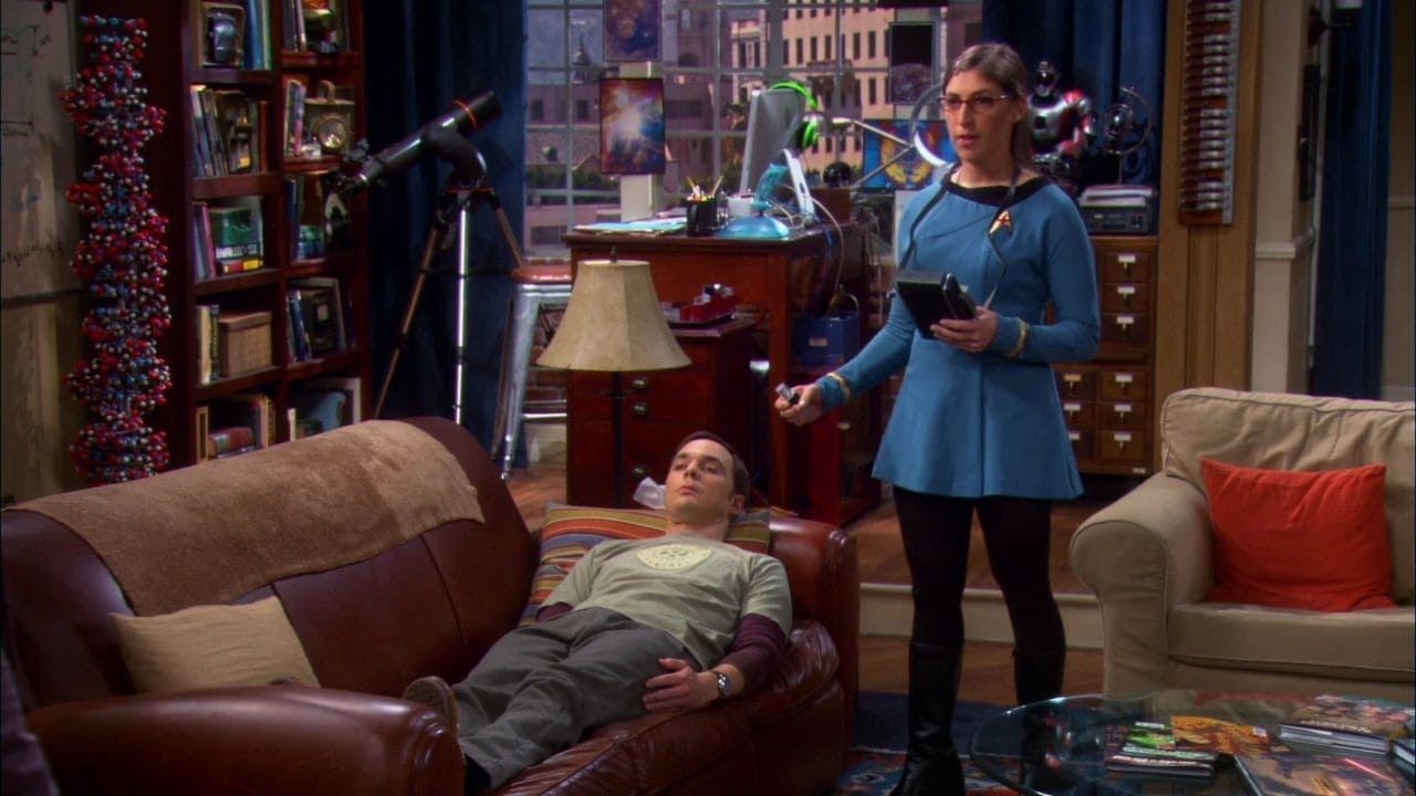 The Big Bang Theory Season 5 :Episode 23  The Launch Acceleration
