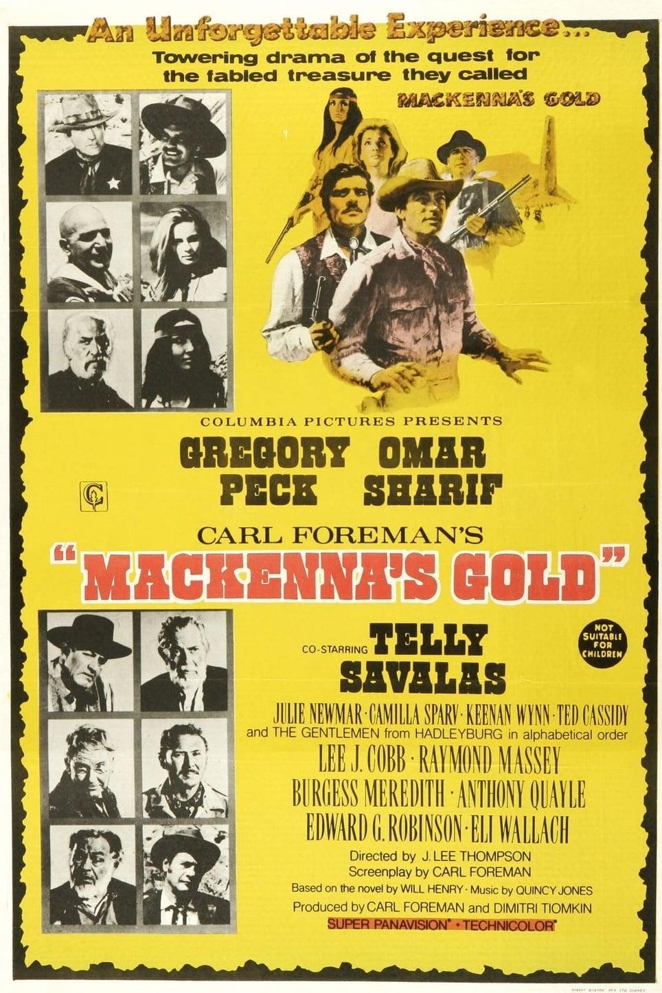 MackennaS Gold Deutsch Stream