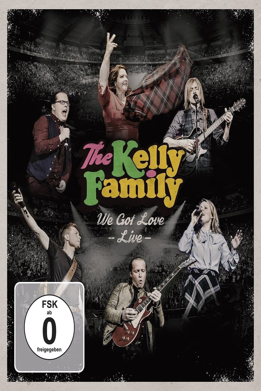 Ver The Kelly Family – We Got Love – Live Online HD Español ()