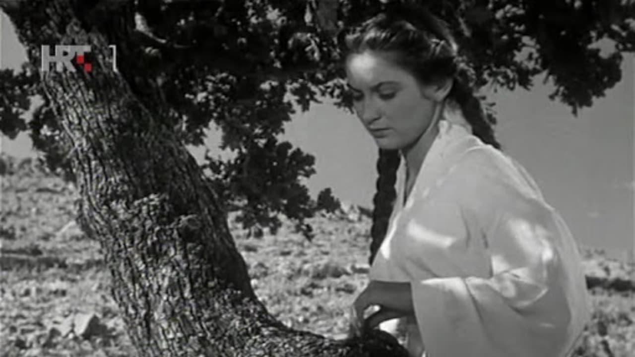 Djevojka i hrast (1955)