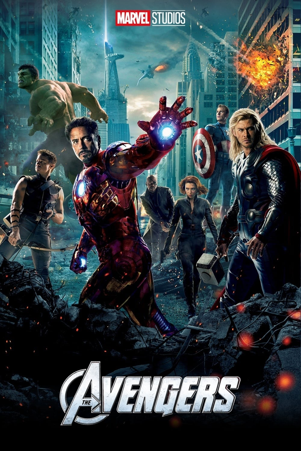the avengers stream hd