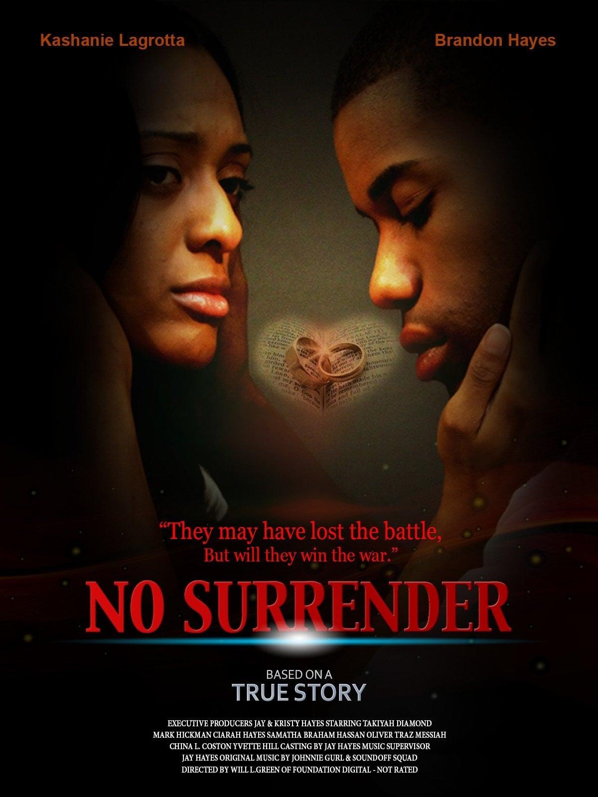 No Surrender - 2018