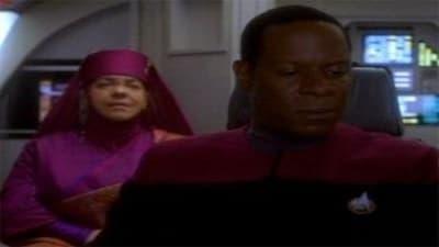Star Trek: Deep Space Nine - Season 1 Episode 13 : Battle Lines (1970)