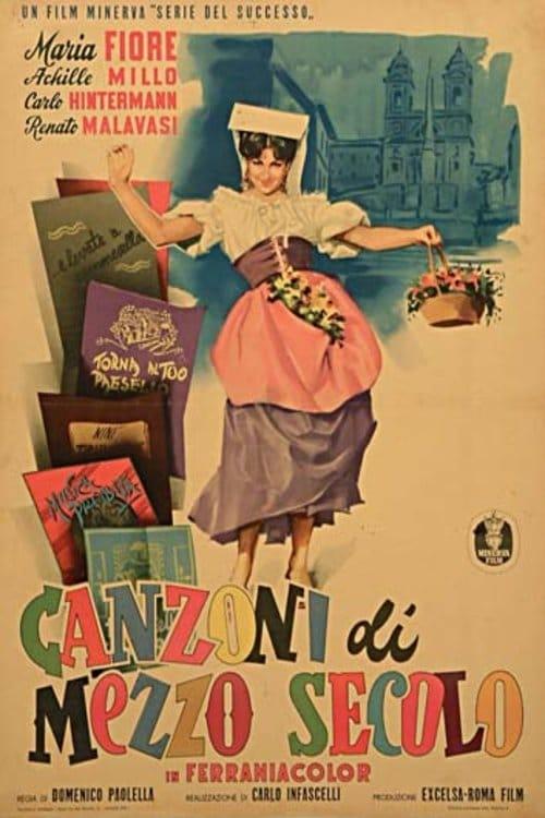 Ver Canzoni di mezzo secolo Online HD Español (1954)