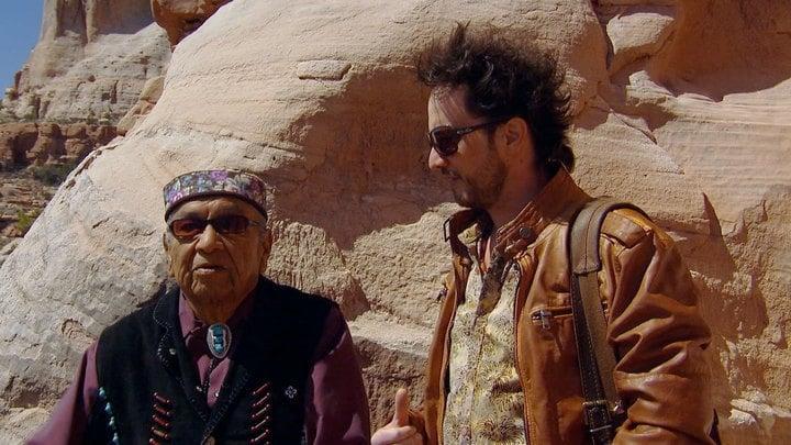 Ancient Aliens Season 7 :Episode 2  Aliens in America