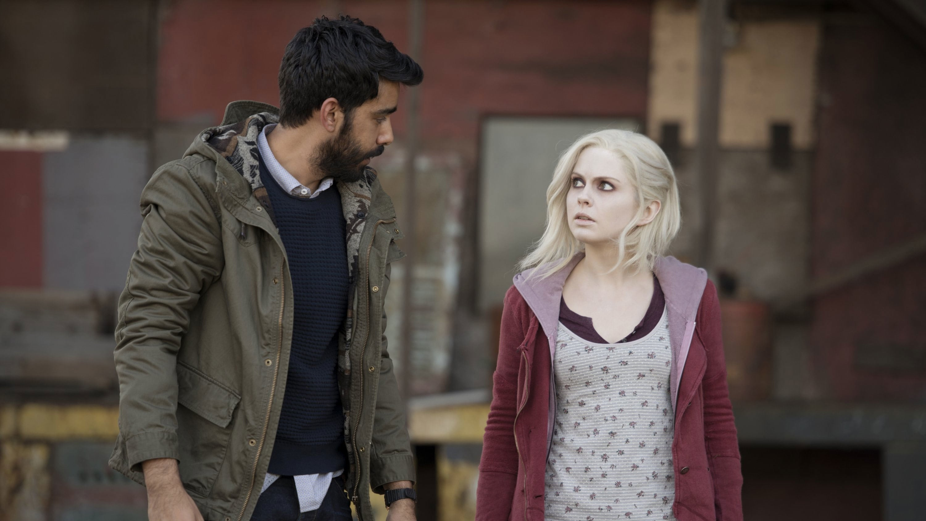 iZombie Season 1 :Episode 3  The Exterminator