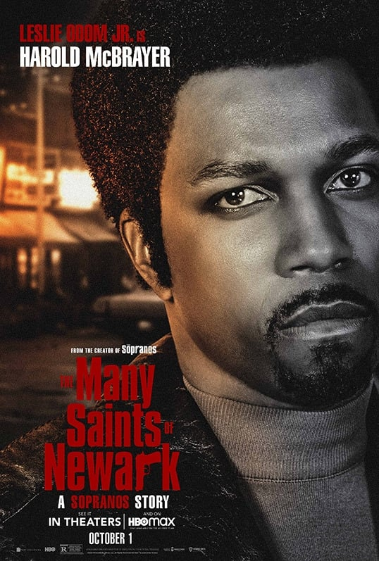 Poster and image movie The Many Saints of Newark