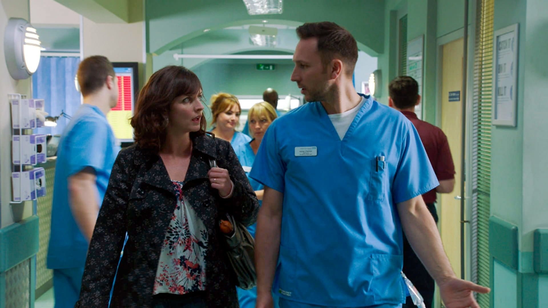 Casualty Season 28 :Episode 8  The Longest Day