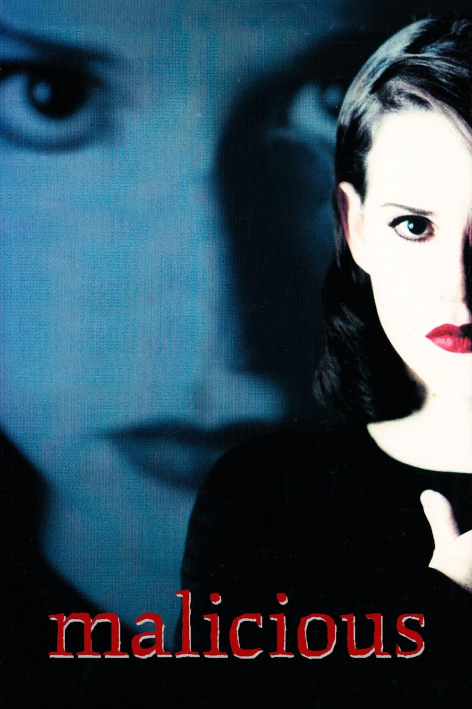 Malicious (1995) - Posters — The Movie Database (TMDb)