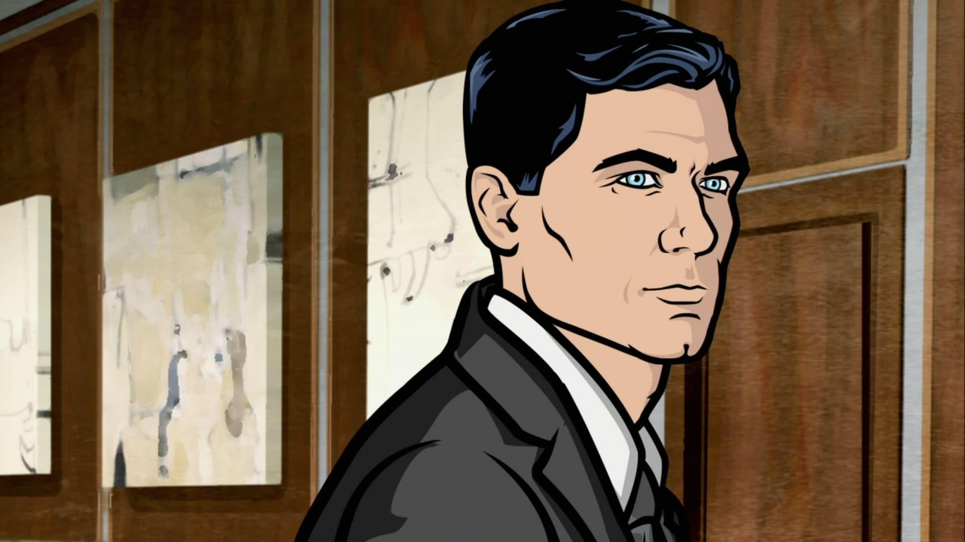 Archer Season 1 :Episode 1  Mole Hunt