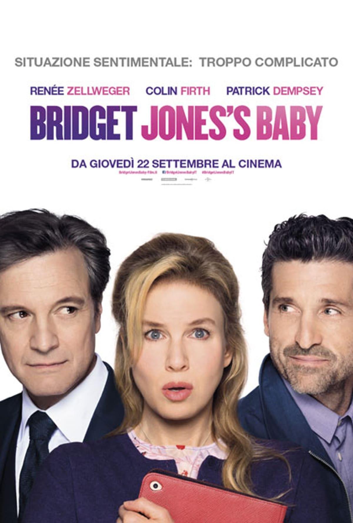 Bridget Jones's baby Streaming