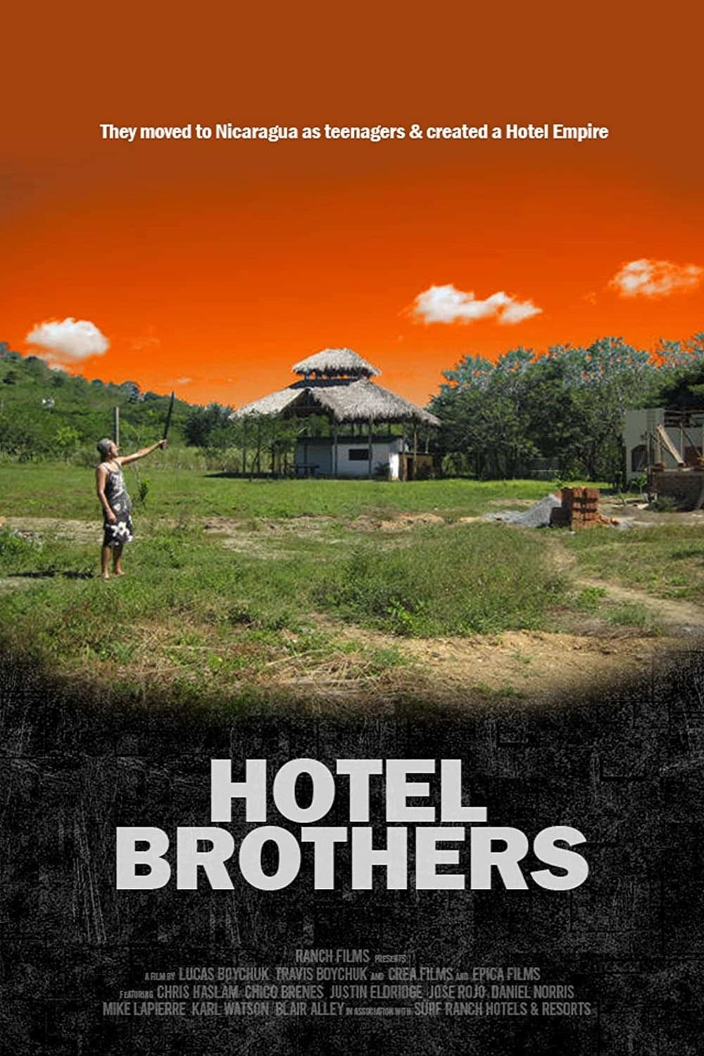 Hotel Brothers on FREECABLE TV