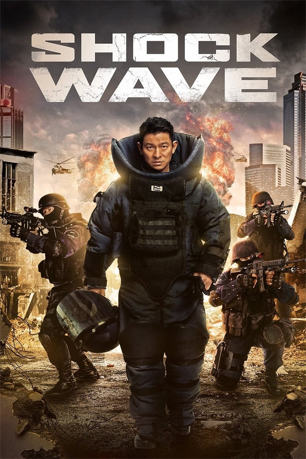 Shock Wave on FREECABLE TV