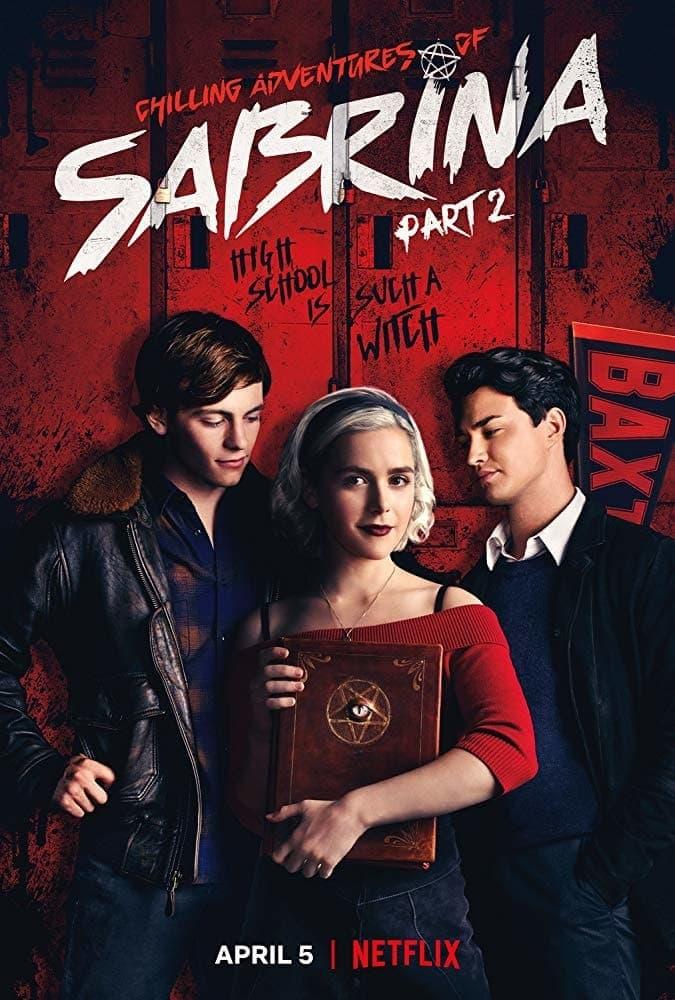 O Mundo Sombrio de Sabrina 2ª Temporada poster, capa, cartaz