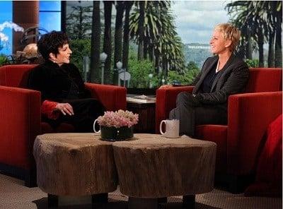 The Ellen DeGeneres Show Season 9 :Episode 22  Liza Minnelli, Keith Urban