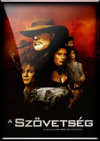 Poster and image movie Film Liga - Liga oamenilor extraordinari - The League of Extraordinary Gentlemen - The League of Extraordinary Gentlemen -  2003
