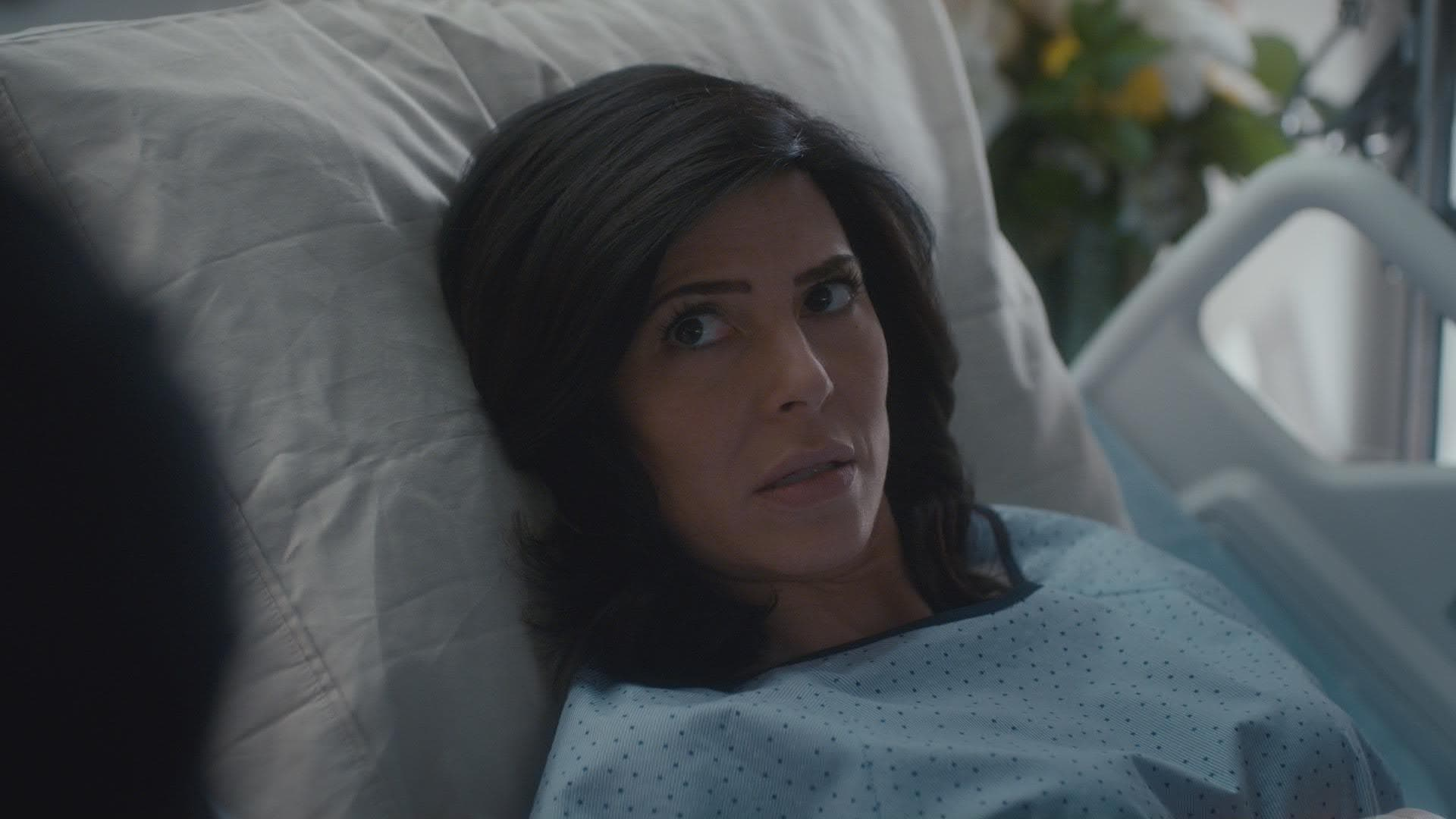 Private Eyes - Season 5 Episode 1 : In the Arms of Morpheus