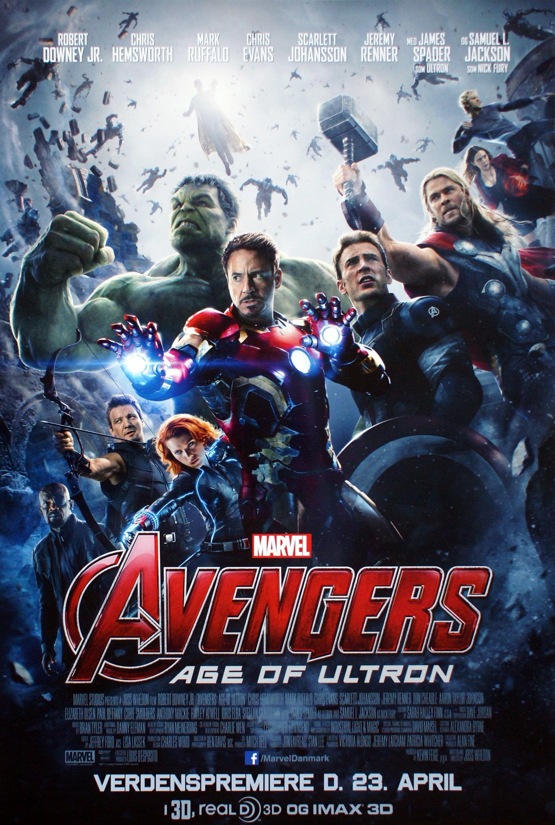 avengers age of ultron streamen