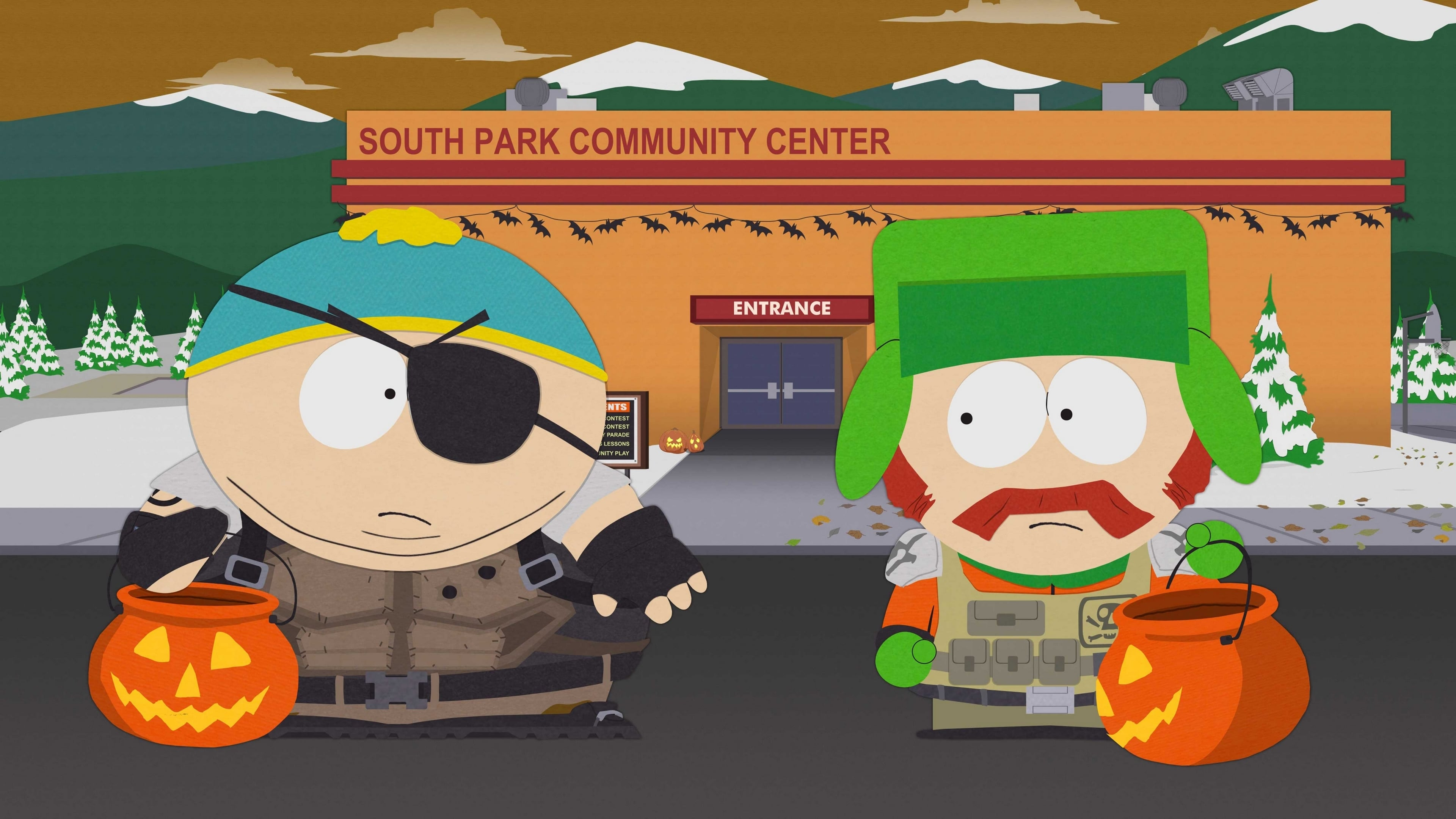 South Park - Season 22 Episode 5 : The Scoots