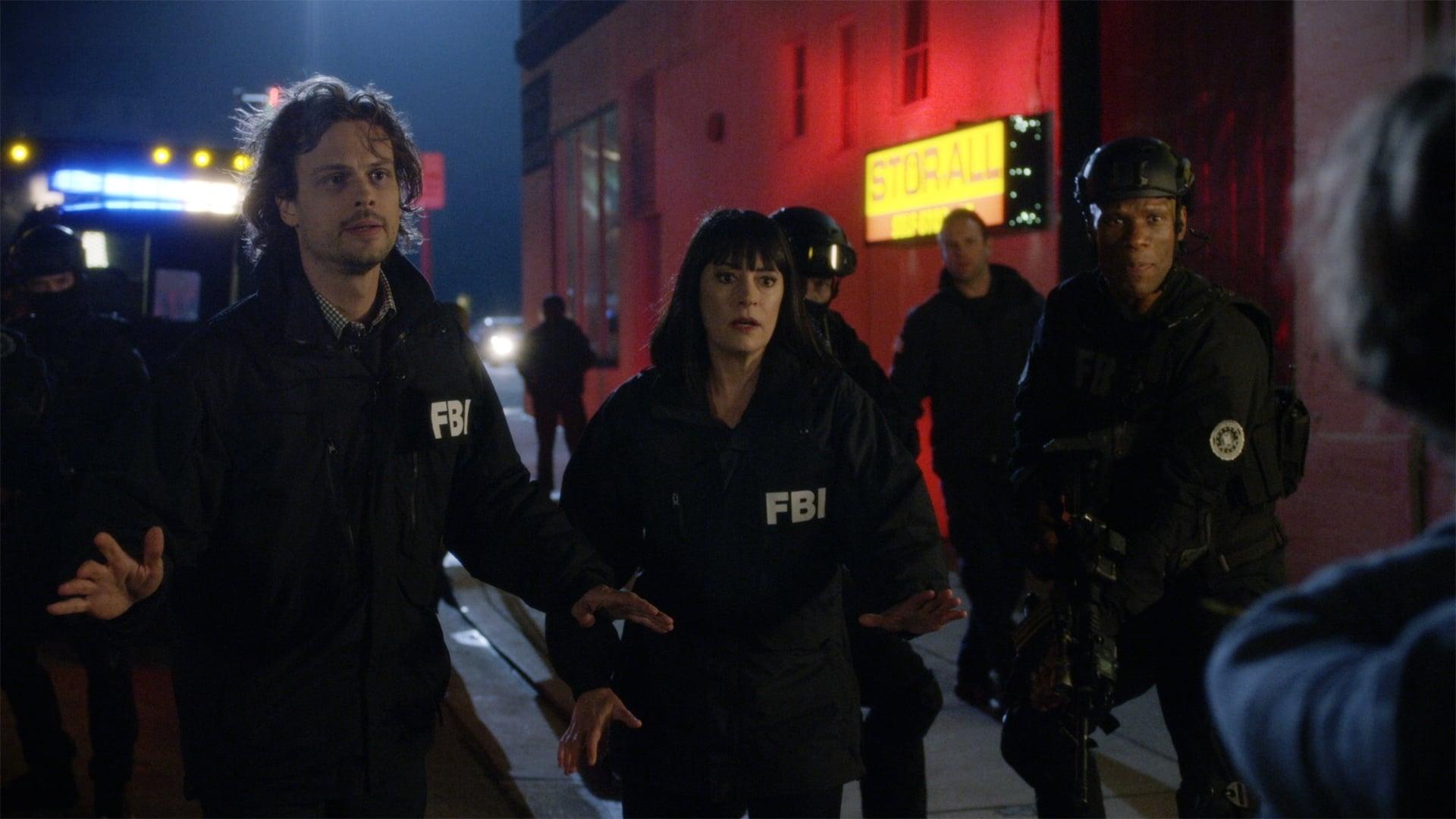 Criminal Minds Season 13 :Episode 22  Believer