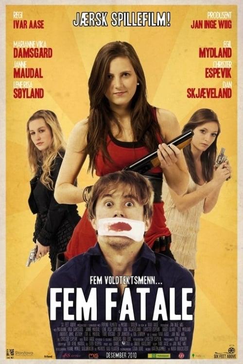 Ver Fem fatale Online HD Español (2010)