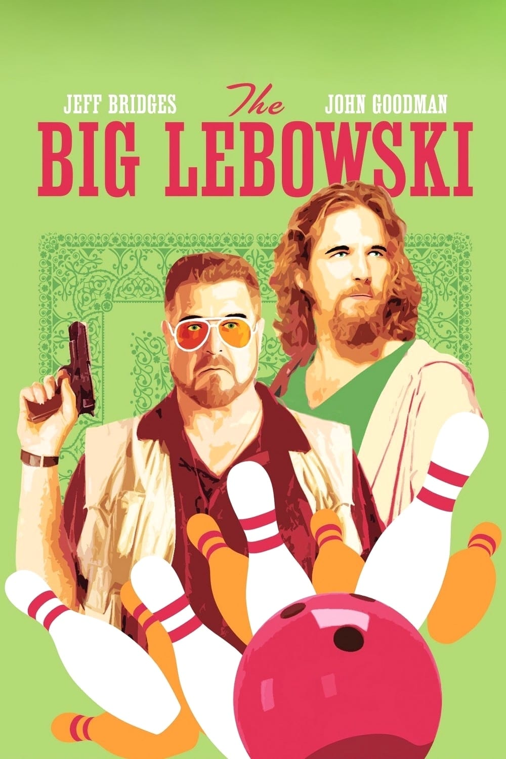 The Big Lebowski Titel