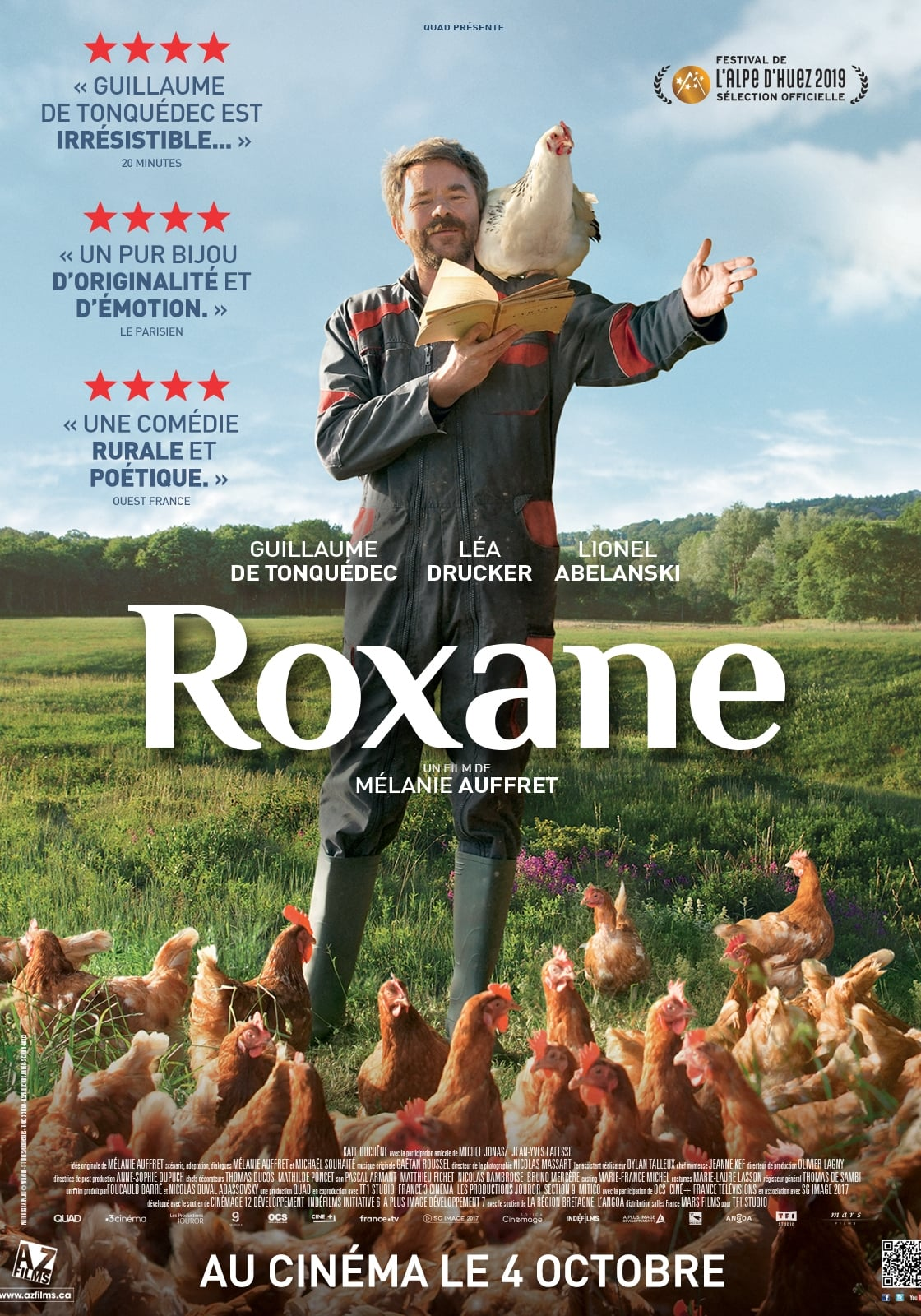Roxane streaming sur zone telechargement