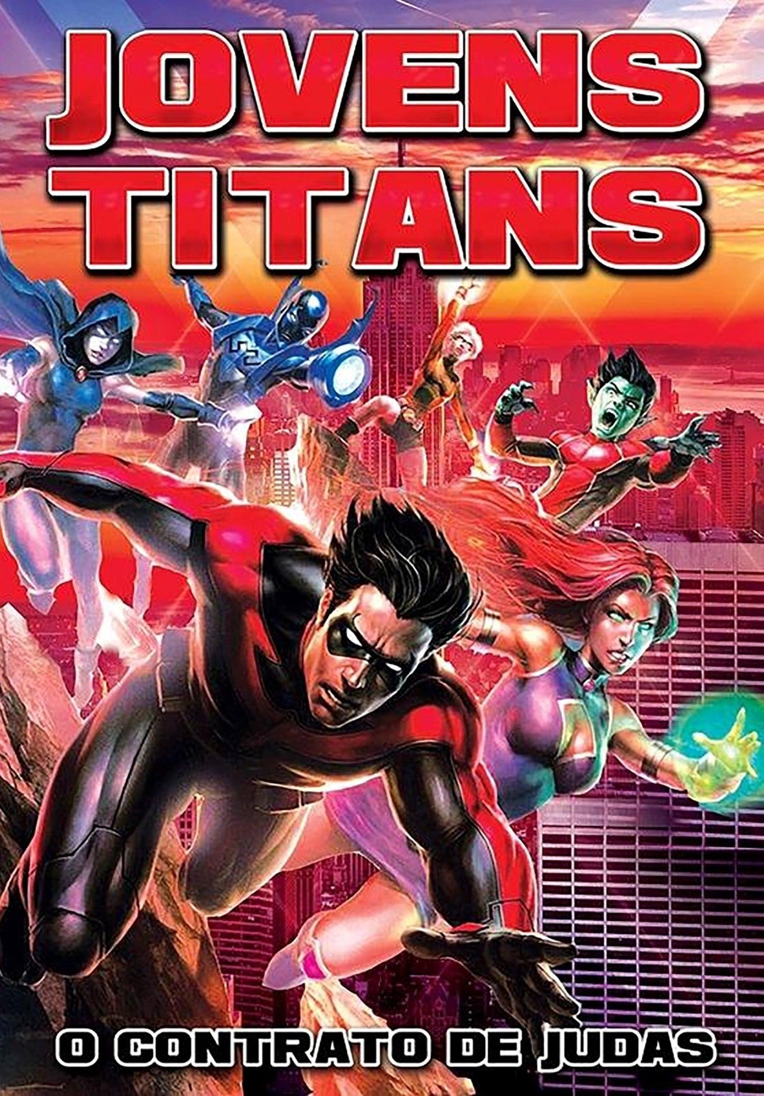 Teen Titans The Judas Contract 2017 Watch Online Hd -3755