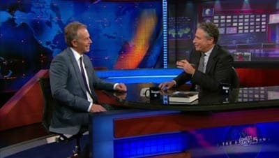 The Daily Show with Trevor Noah Season 15 :Episode 115 Tony Blair