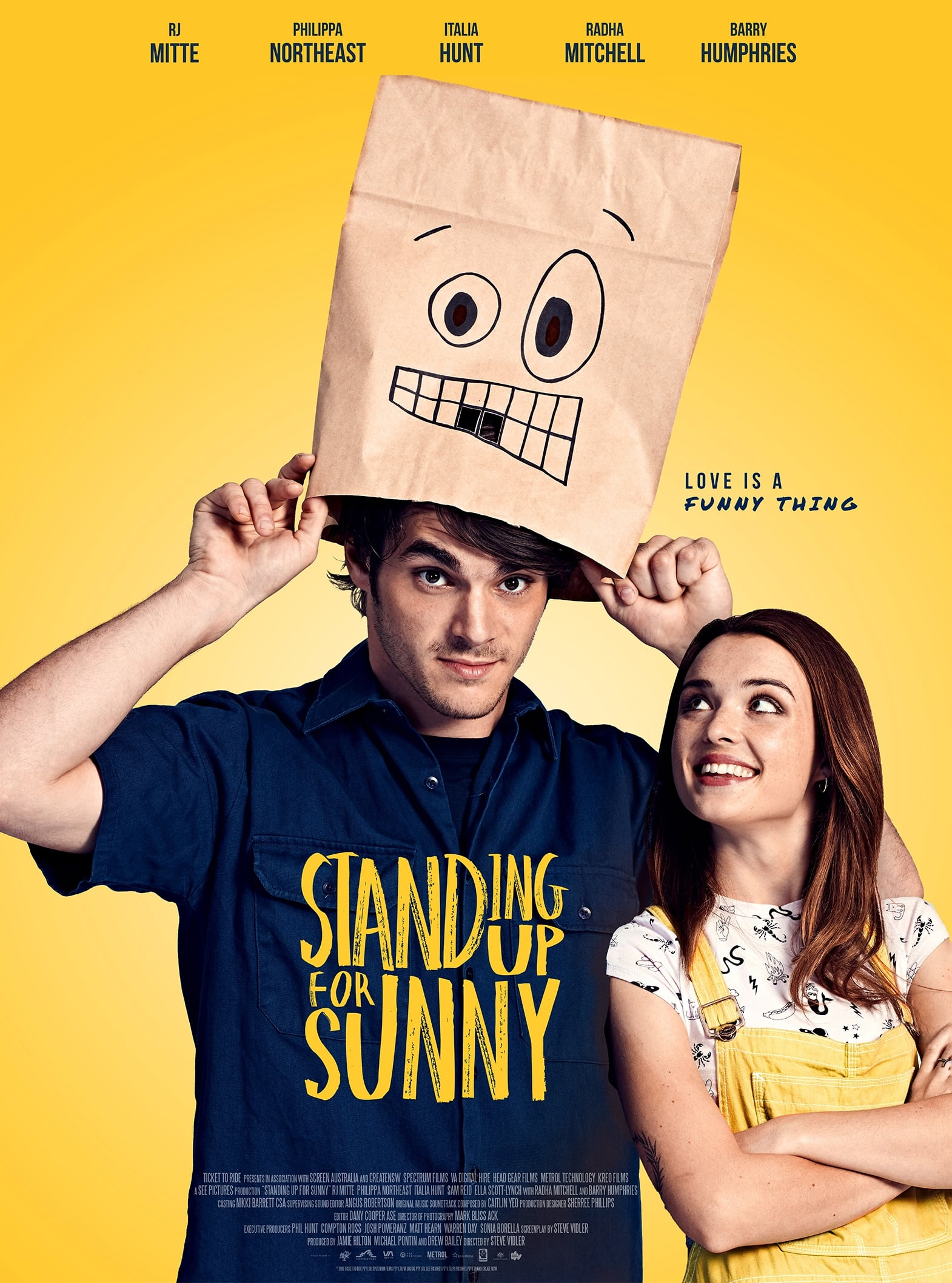 Standing Up for Sunny (2019)