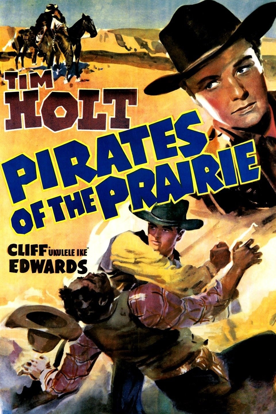 Pirates of the Prairie (1942)